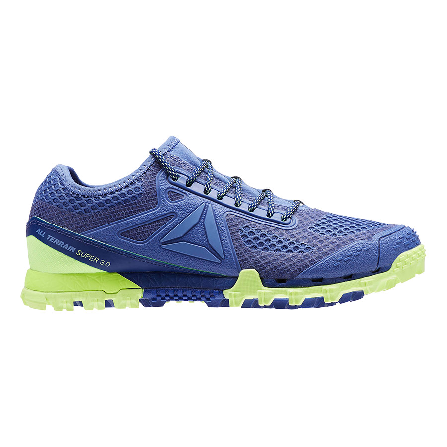 b66494053c Scarpe Reebok All Terrain Super 3.0 blu giallo donna | deporvillage