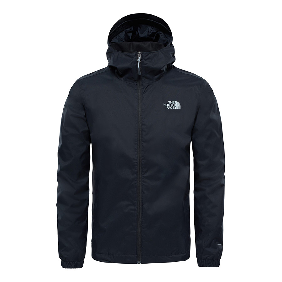 Giacca impermeabile The North Face Quest nero - Giacca a vento ... 730b059851cb