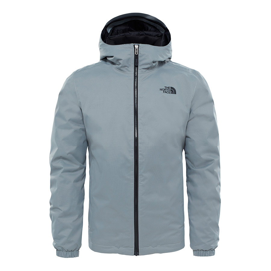 Giacca The North Face Quest Insulated grigio  add9ba913179