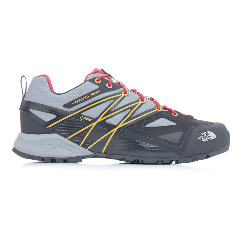 Scarponi The North Face Verto Amp GTX grigio giallo  63a8edf68652