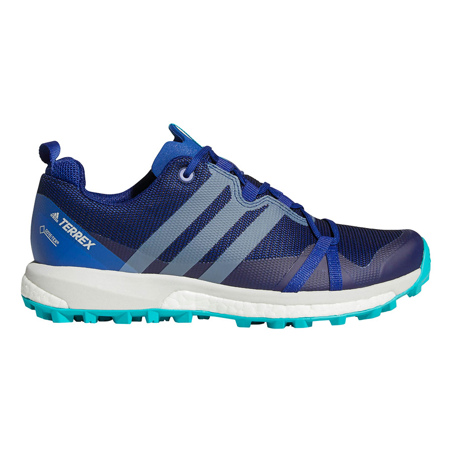 new product 22542 2fd7d Scarpe adidas Terrex Agravic GTX blu scuro donna   deporvillage